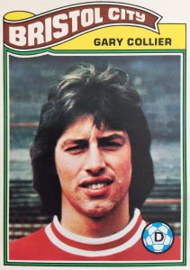 Gary Collier at Bristol City