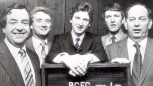 Roy Hodgson at Bristol City