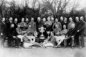 West Bromwich Albion, 1888 FA Cup winners