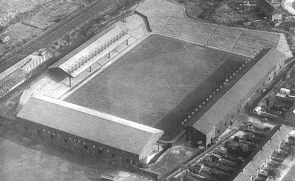 Boothferry Park, Hull