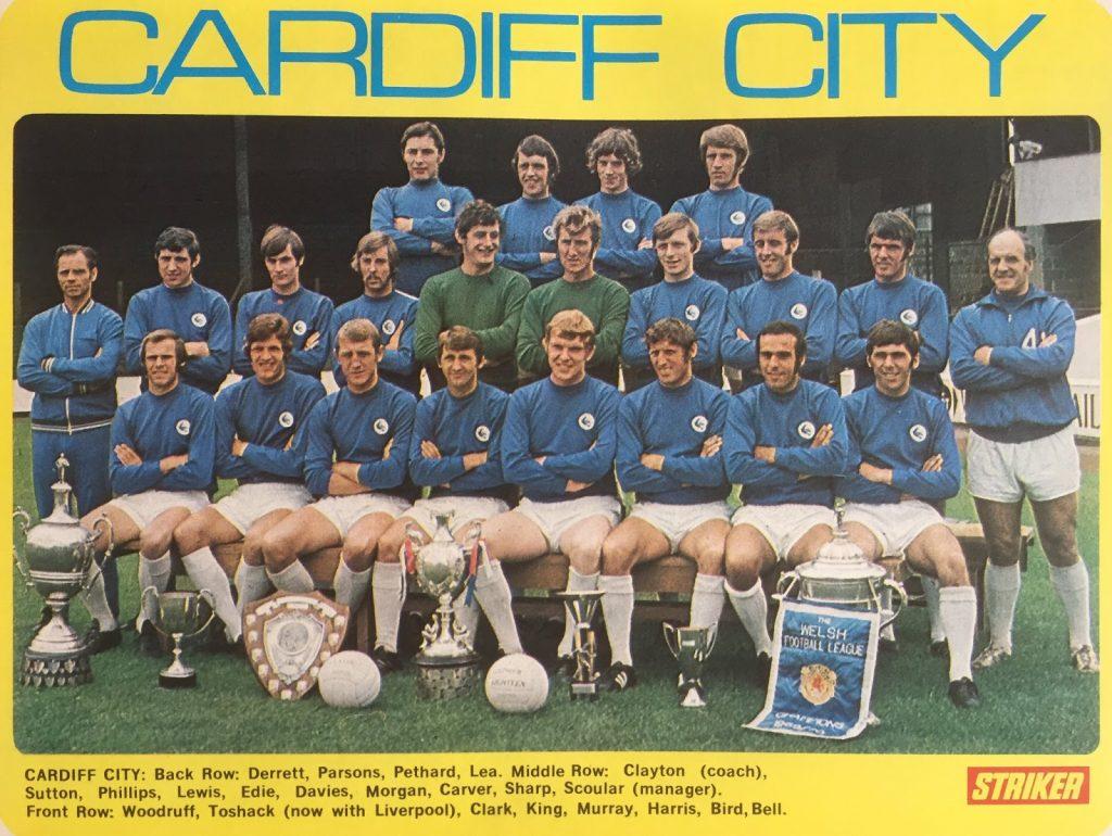 Cardiff City 1970-71