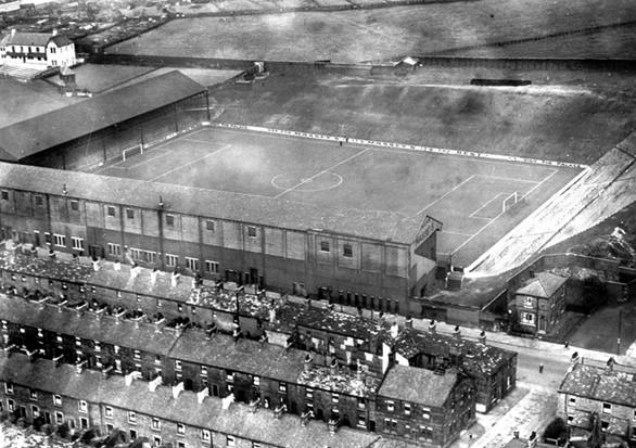 Turf Moor, Burnley, c. 1930s