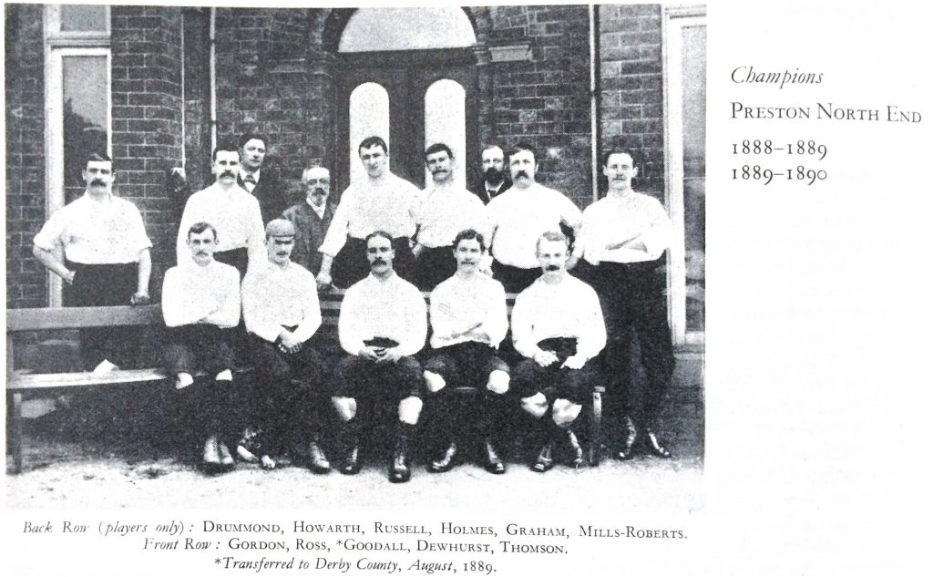 Preston North End 1888-89