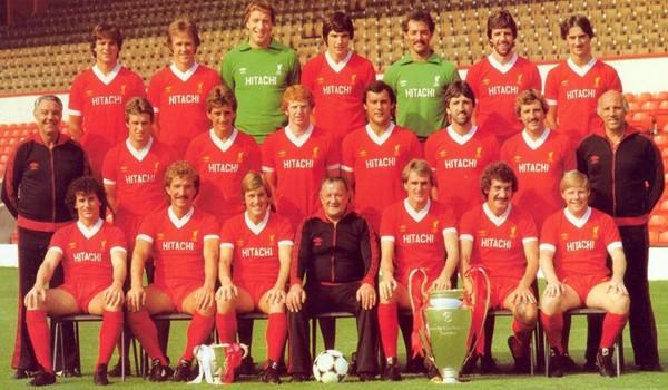 Liverpool Squad 1981-82
