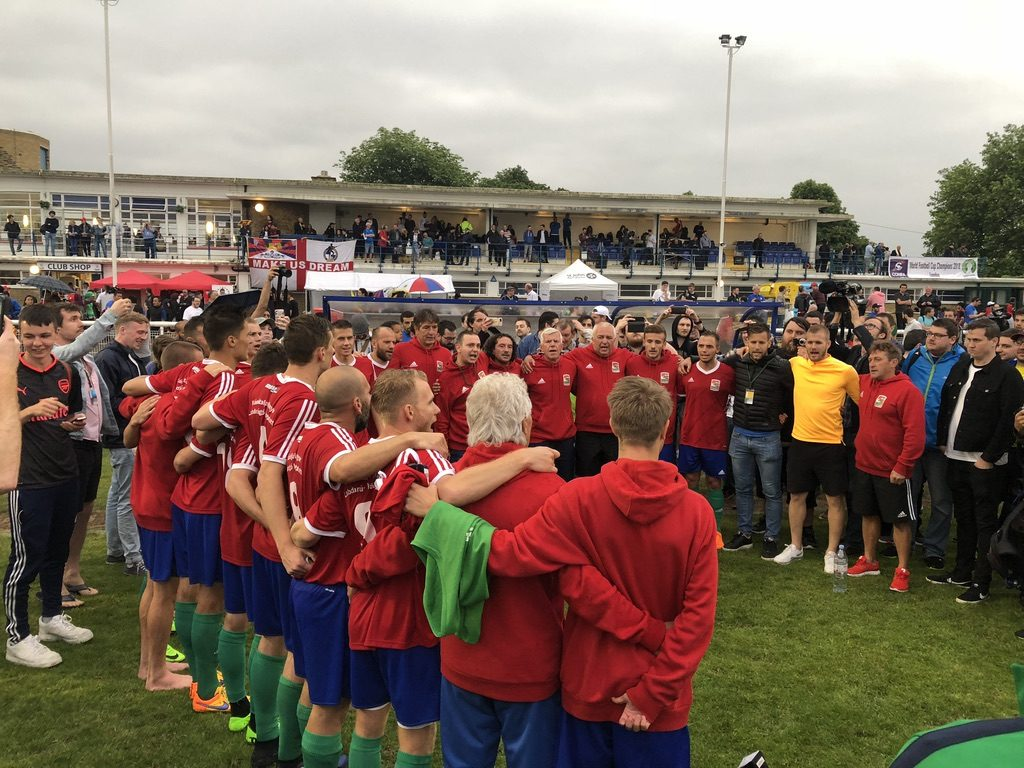 Kárpátalja, ConIFA World Cup 2018 winners