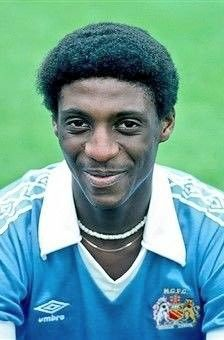 Roger Palmer, Manchester City