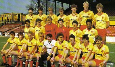 Watford squad 1983-84