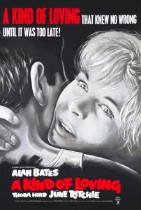 A Kind of Loving (1962) poster