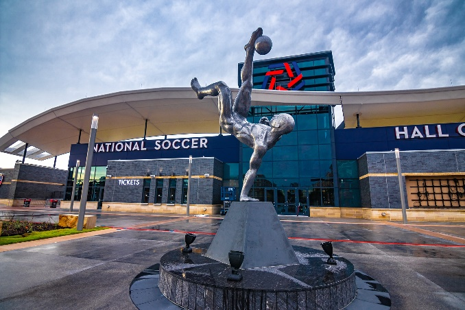 US National Soccer Hall of Fame