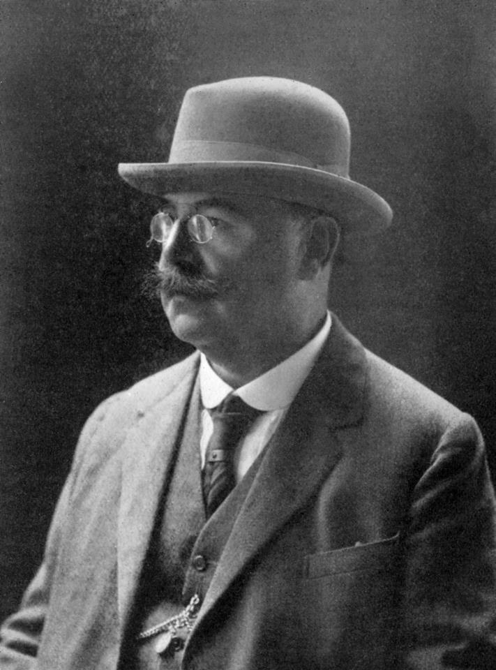 John H. Davies, Manchester United Chairman 1902-27