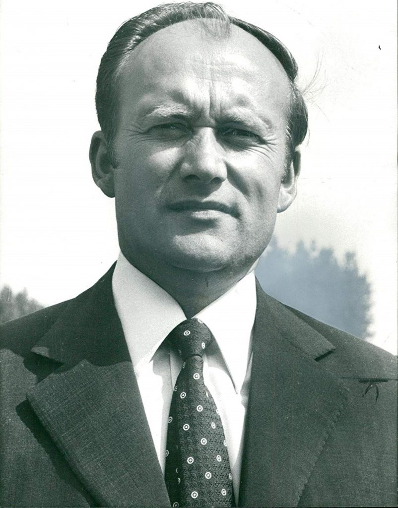 George Petchey, Orient Manager 1971-77