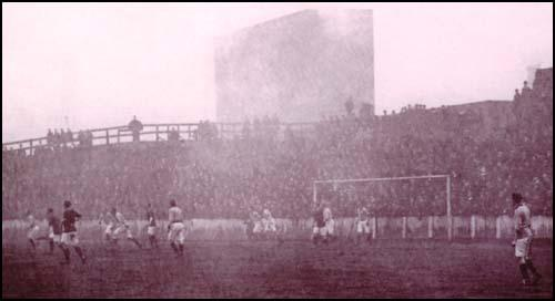 Bank Street, home of Newton Heath and Manchester United