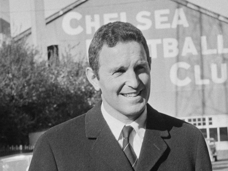 Dave Sexton, Chelsea Manager 1967-74