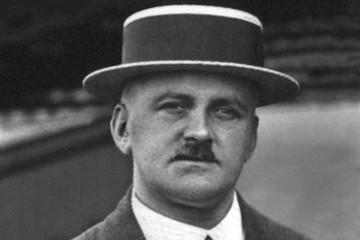 Ernest Mangnall, Manchester United manager 1903-12