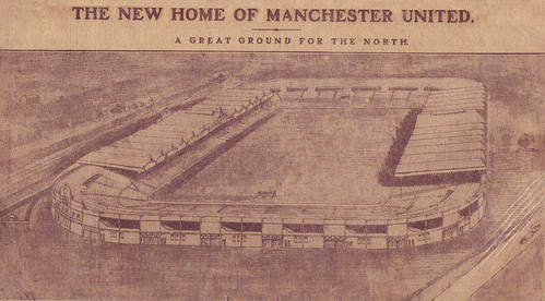 Old Trafford - 'a great ground for the north'
