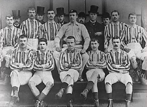 West Bromwich Albion, FA Cup winners 1888