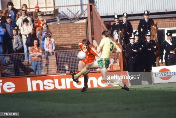 Middlesbrough v Norwich City, 1980