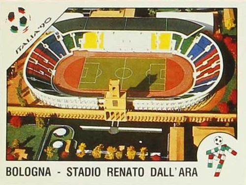 Bologna's Stadio Renato Dall'Ara
