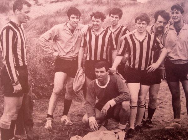Jock Wallace and Berwick Rangers