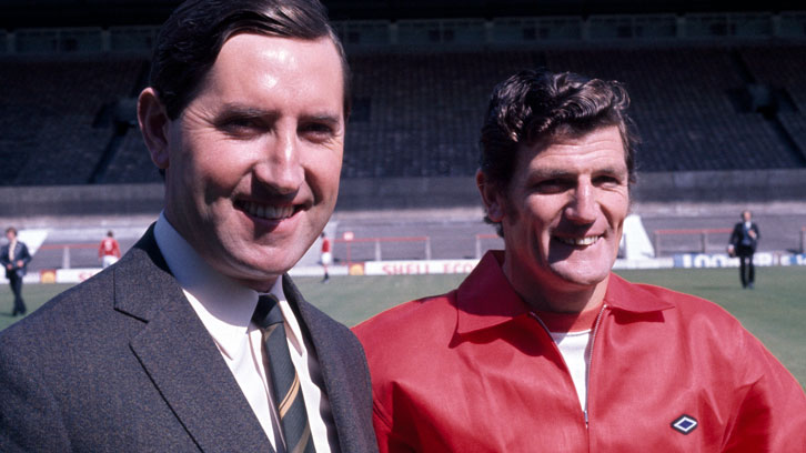 Frank O'Farrell and Malcolm Musgrove