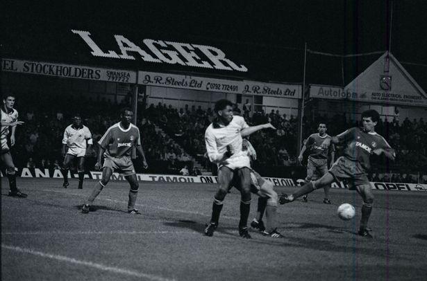 Swansea-Monaco 1991