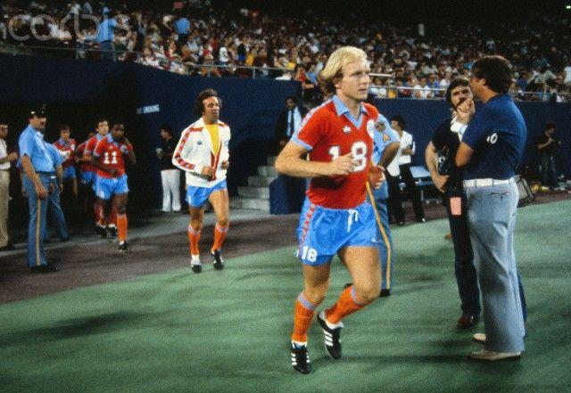 Ron Futcher of Minnesota Kicks